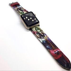 Harley Quinn Joker Apple Watch Band